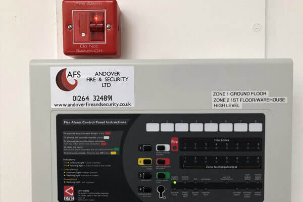 Fire Alarm Testing (PPM)