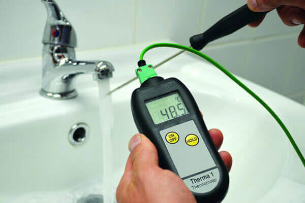 L8 Water Temperature Testing (PPM)
