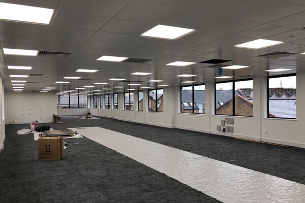 After Office Refurbishment Maidenhead