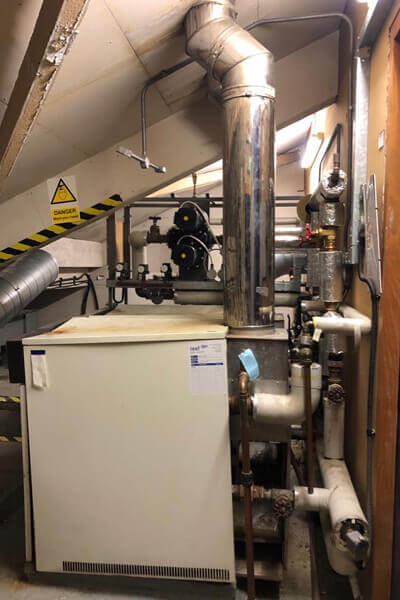 Plant Room Checks and Maintenance