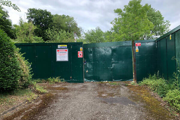 Site Security Services Hoarding and Fencing