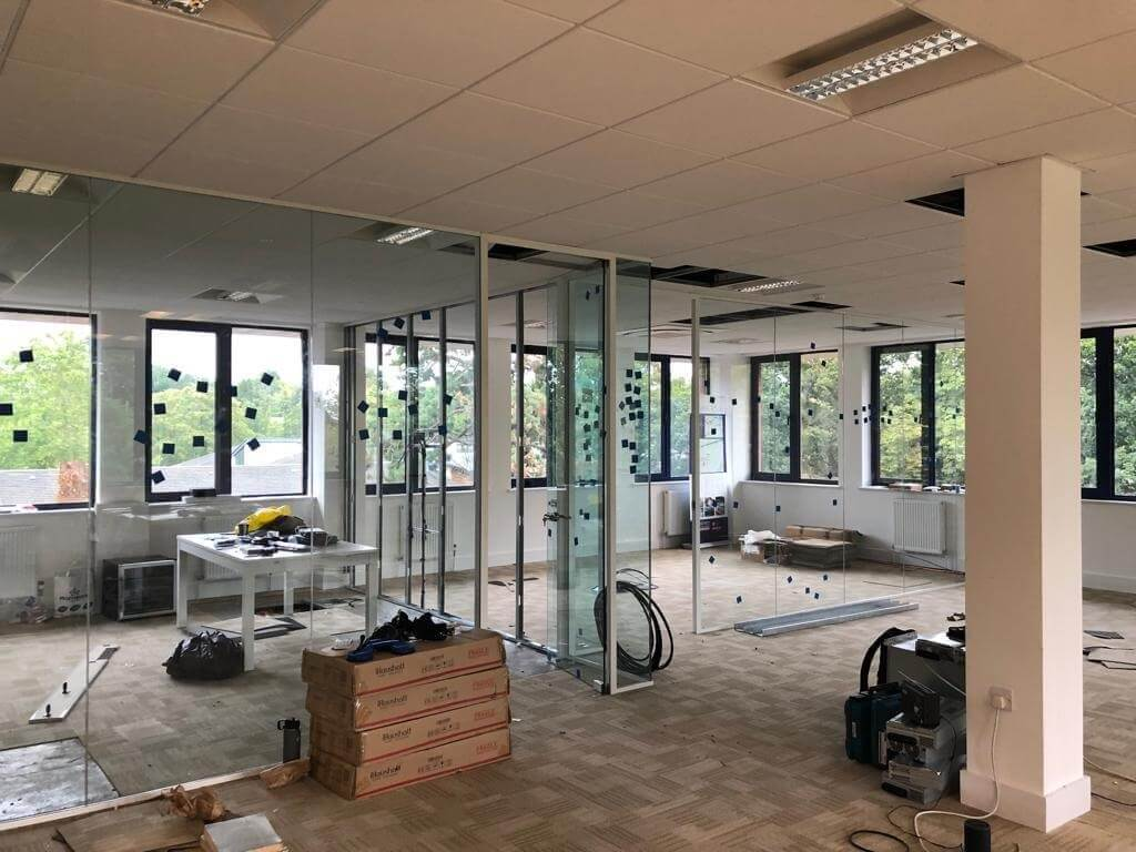 Office Fit Out and PPM, Fleet, Hampshire
