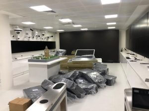 Dahua Technology Ltd in Maidenhead - Sound Proofing Installation