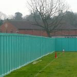 Hoarding and Fencing For Sports Areas